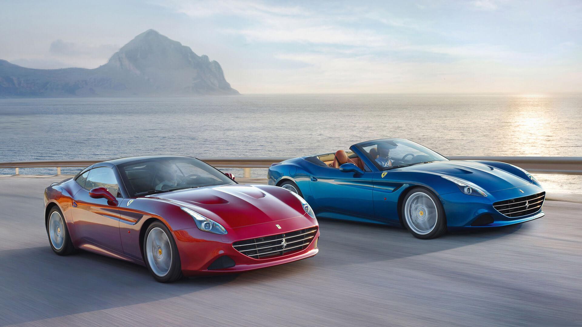 Ihr Ferrari Vertragshändler in Frankfurt