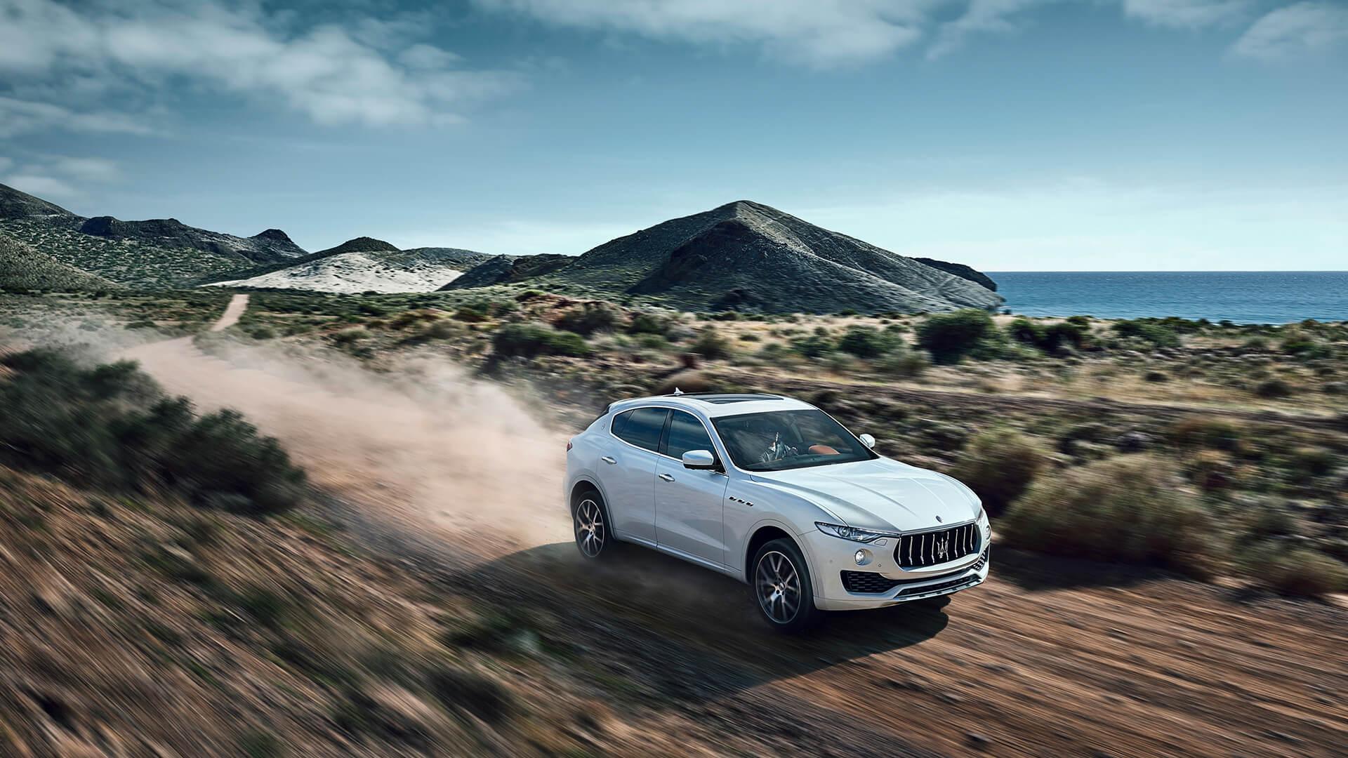 Ihr Maserati Vertragshändler in Frankfurt